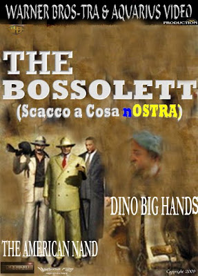 Locandina,film,the BOSSolett
