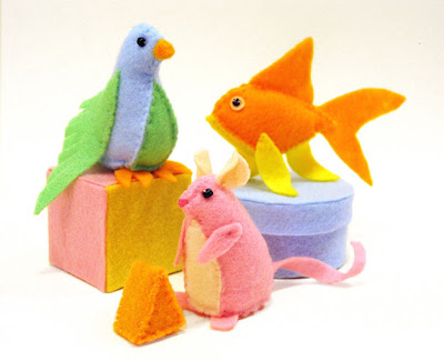 cat toy critters tutorial