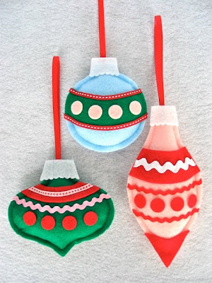 FABRIC CHRISTMAS ORNAMENT PATTERNS | Browse Patterns