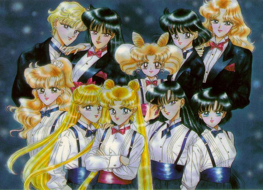 Manga Sailor Moon M14b