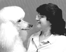 Dog Speak Author Sandy Blackburn and Jasmine