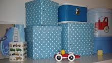 Alvins fina lådor!