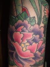 Man kan tatuera en pion