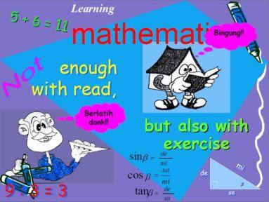 Pendidikan dan Pembelajaran Matematika