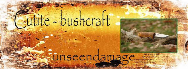 Cutite - Bushcraft, bushcraft knife