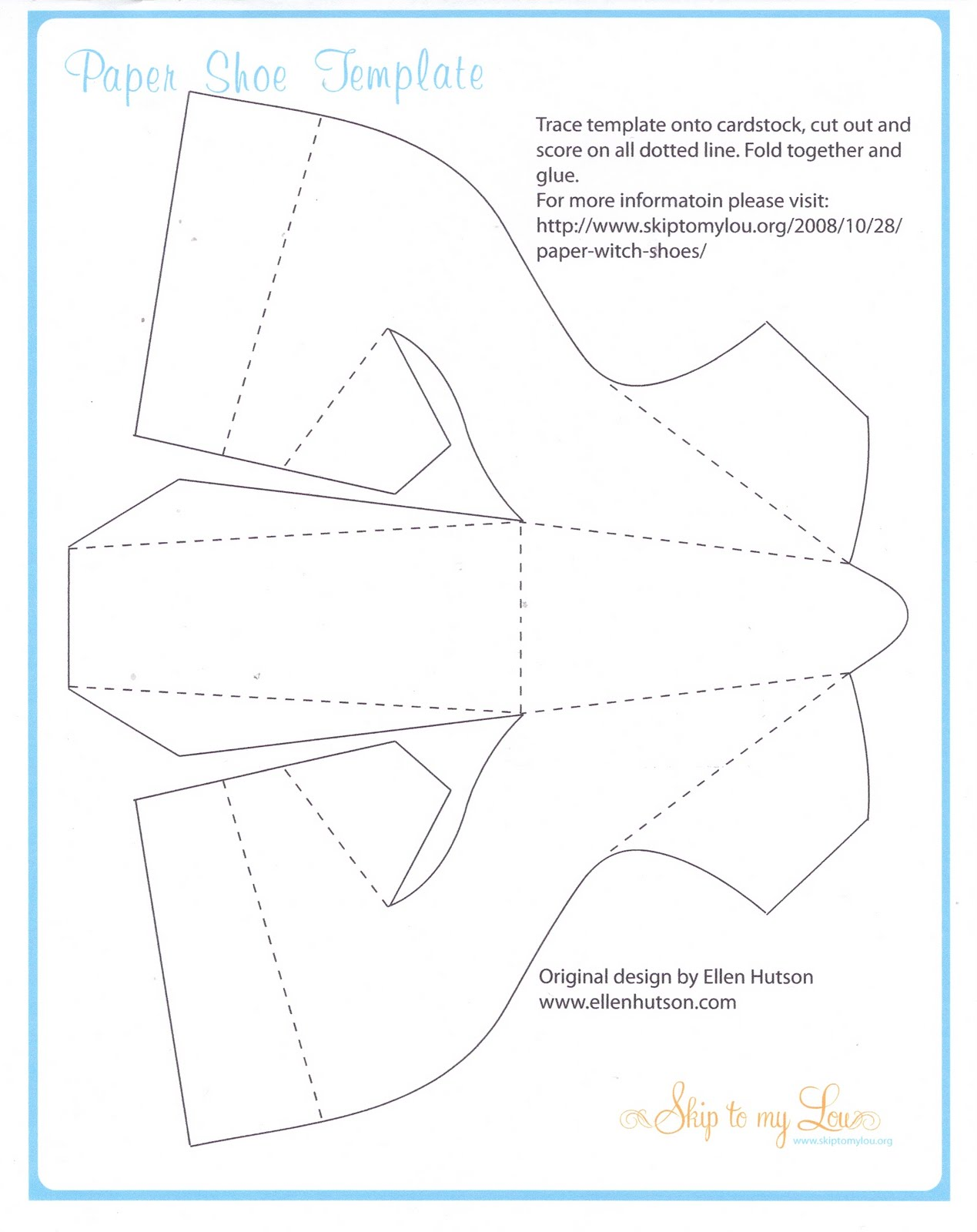 Pinterest the world s catalog of ideas for How to make paper shoes templates