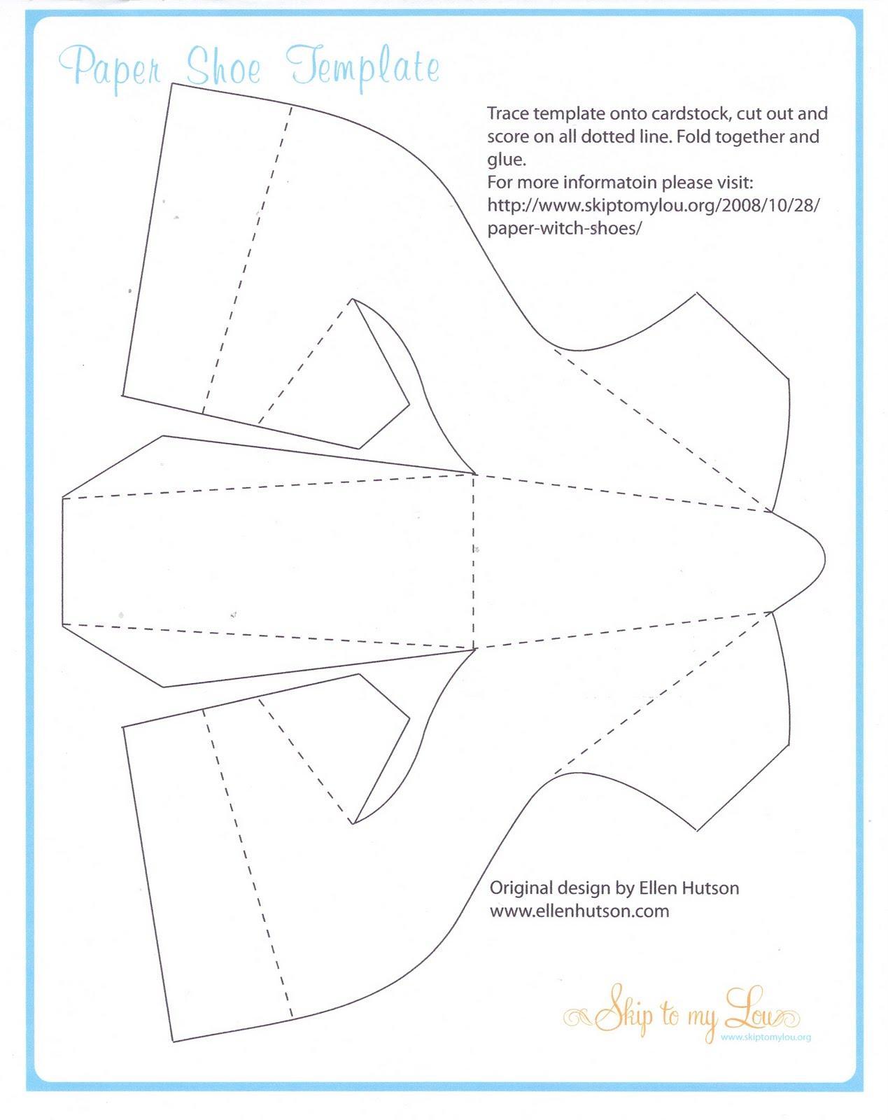 paper shoe template search results calendar 2015