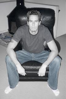 Noah in EZ Chair
