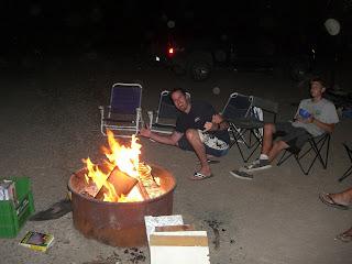 Noah's Campfire