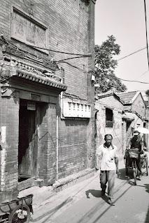 Ancient Brothel in Beijing Hutongs