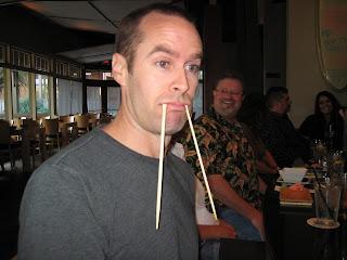 Noah the Walrus wants some fish!