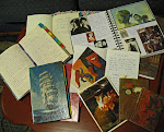 Some of my Creative Journals