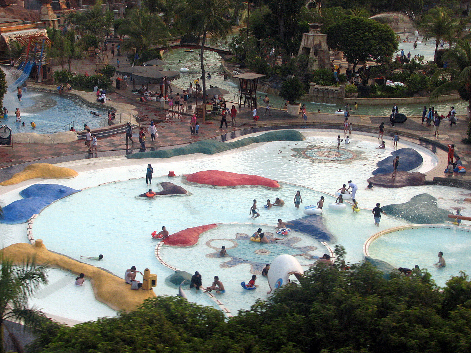 Water Park Ancol Ancol Water Park