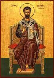 Święty Barnaba