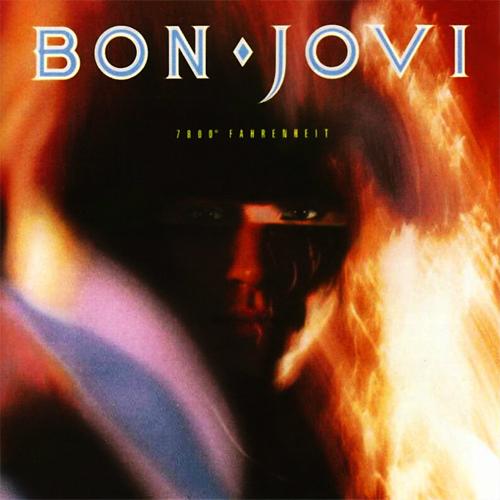 Bon Jovi 7800 Fahrenheit