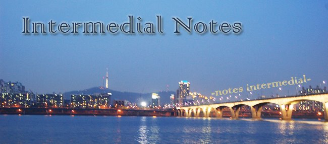Intermedial Notes