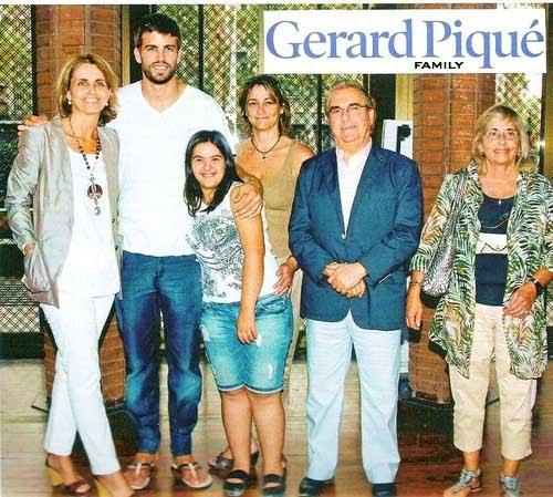 Familia Pique