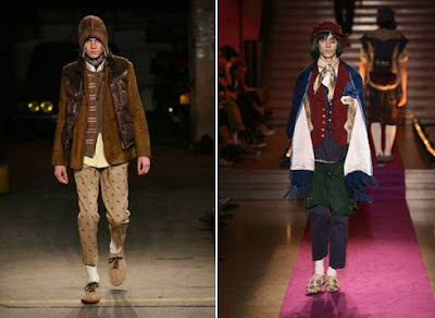 Takahiro Miyashita Men's Fashion Designer | Fashion Trend Collection