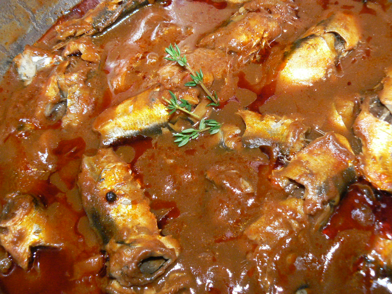 how to make homemade sardines in tomato sauce