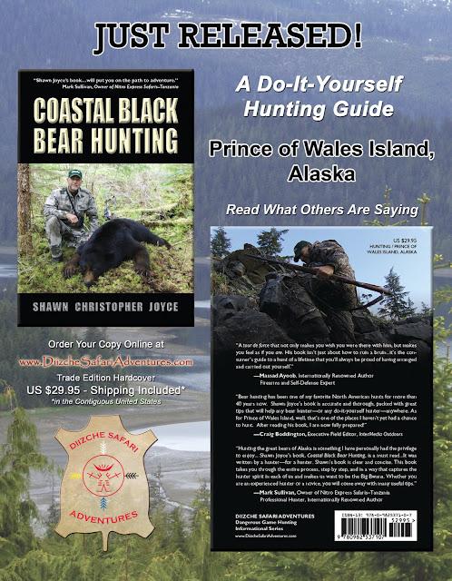 Diizche safari adventures blog diy book coastal black bear hunting diy book coastal black bear hunting prince of wales island alaska solutioingenieria Image collections