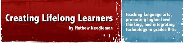 Matthew Needleman's Blog Title