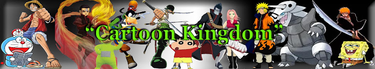 """ CarTOOn 'kINgdOm' """