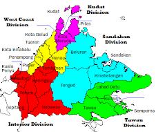 Sabah-Map
