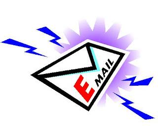 Asal Usul Surat Elektronik / E-mail dan Seluk Beluknya