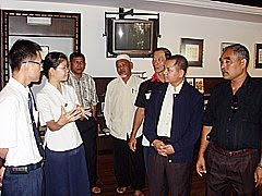 SEKITAR KUNJUNGAN AKTIVIS PAS KUBANG PASU KE PERTUBUHAN BUDDHIST TZU-CHI MERIT MALAYSIA