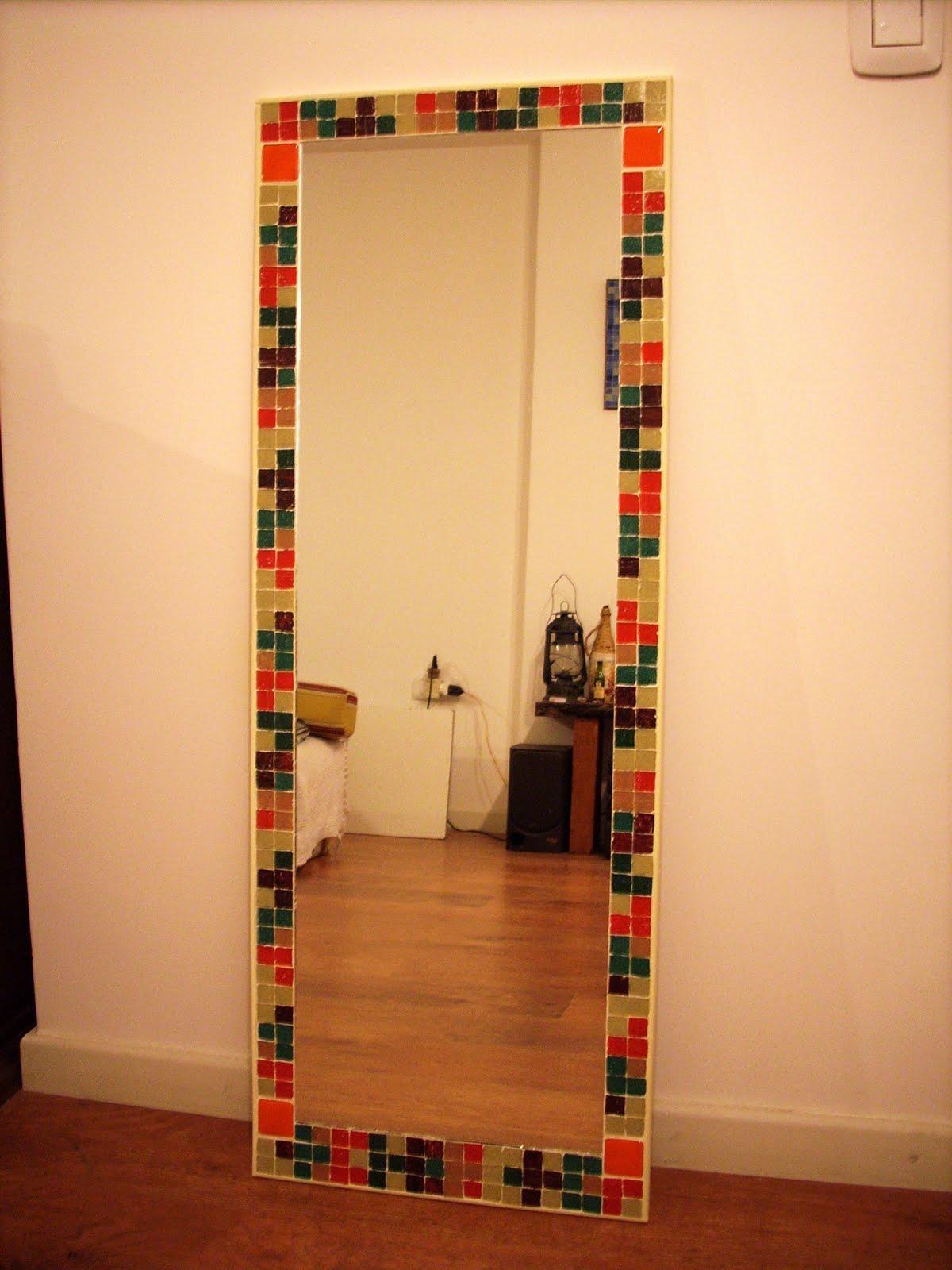 Espejos y lamparas espejo rectangular Espejo con marco de espejo