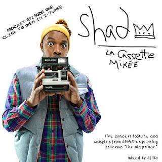 Shad K - La Cassette Mixée