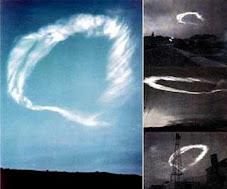 Una nube misteriosa