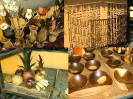 Articulos y artesanía en madera