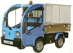 Nou vehicle elèctric