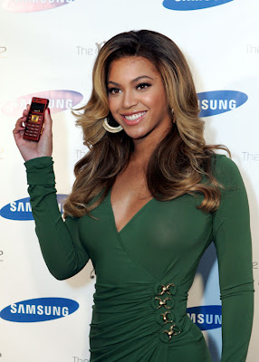 Samsung to unveil its Upstage Beyonce Special
