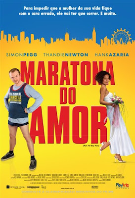 Maratona do Amor - (Run Fat Boy Run, 2008)
