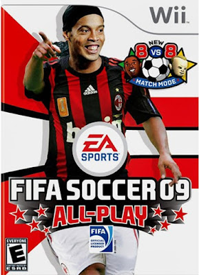 Game Wii FIFA Soccer 2009