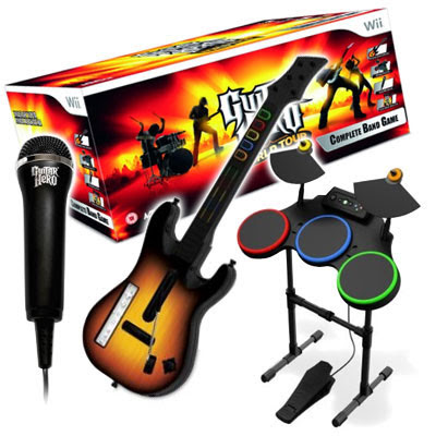 Guitar Hero World Tour Bundle X360