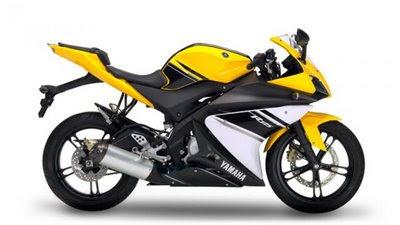 yzf r12517 Yamaha FZ 150i, YZF R15 and YZF R125
