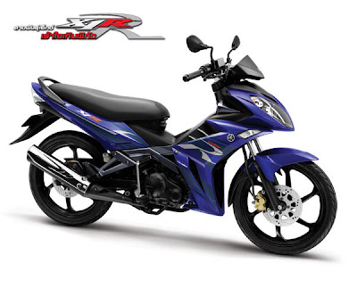Yamaha X1R Thailand Blue