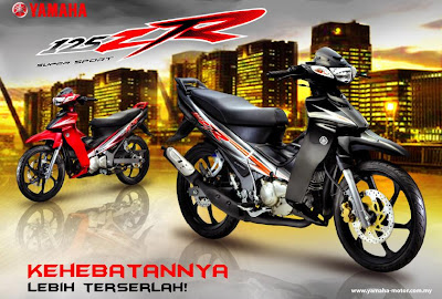 yamaha 125zr also has been