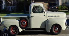 My 51 Ford Truck