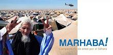 MARHABA! Campamento de Artes por el Sáhara. Inauguración 26 de Noviembre.
