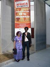 2ºCongreso Internacional África Occidente. Del 14 al 16 de Octubre de 2010
