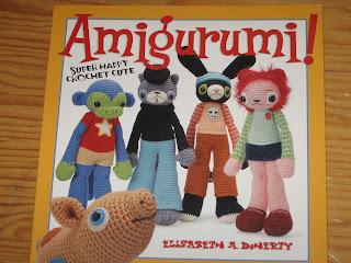 Amigurumi Ohjeita Netissa : Suden silmukat: Amigurumi-kirjoja