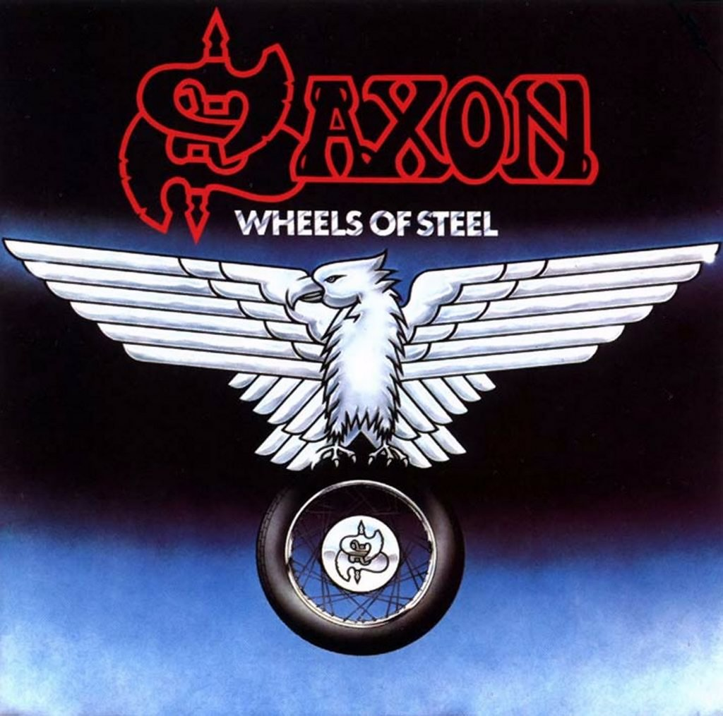 Efemérides - Página 4 Saxon+-+Wheels+Of+Steel+-+Front