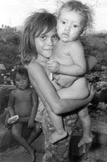 niños abandonados