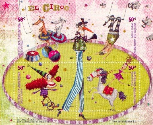 Circo y Payasos