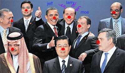 payasada en el G20