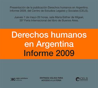 Informe CELS (enlace)